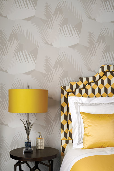 Geometric II Lifestyle Wallpapers Are Inspired By Colourful Patterns And Architectural Surfaces View Our Collection Of Cole Son
