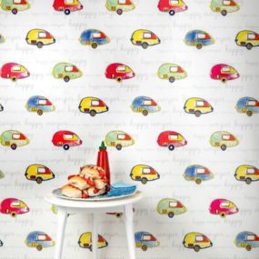 Happy Camper, Paula Coop wallpapers Geelong