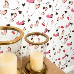 Paula Coop wallpaper in Geelong, Lush Life
