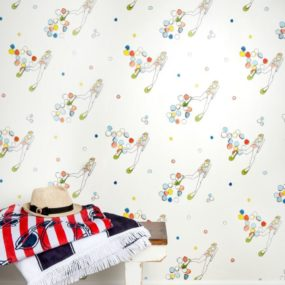 Paula Coop wallpaper collection, With Fins